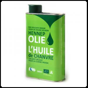 Hennep Olie - Hemp-food.eu